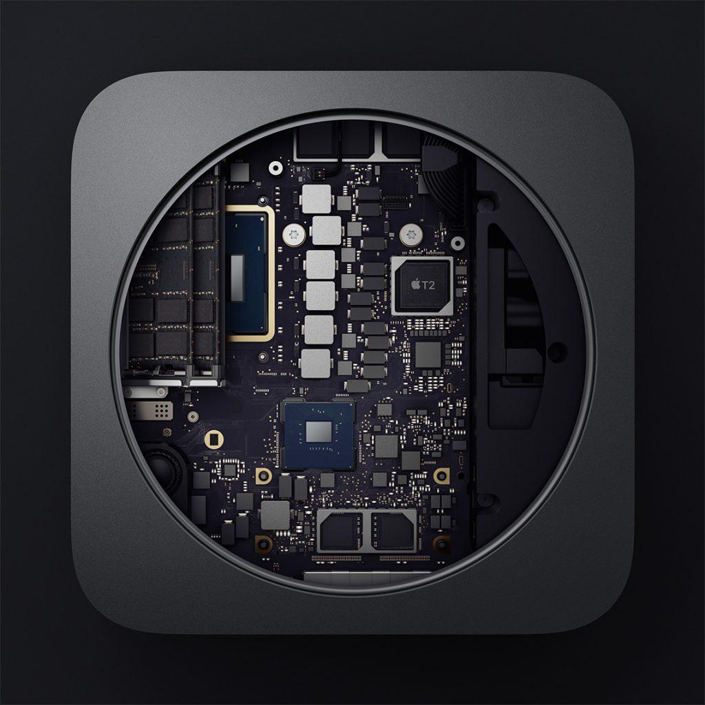 Ajouter de la RAM au Mac mini 2018