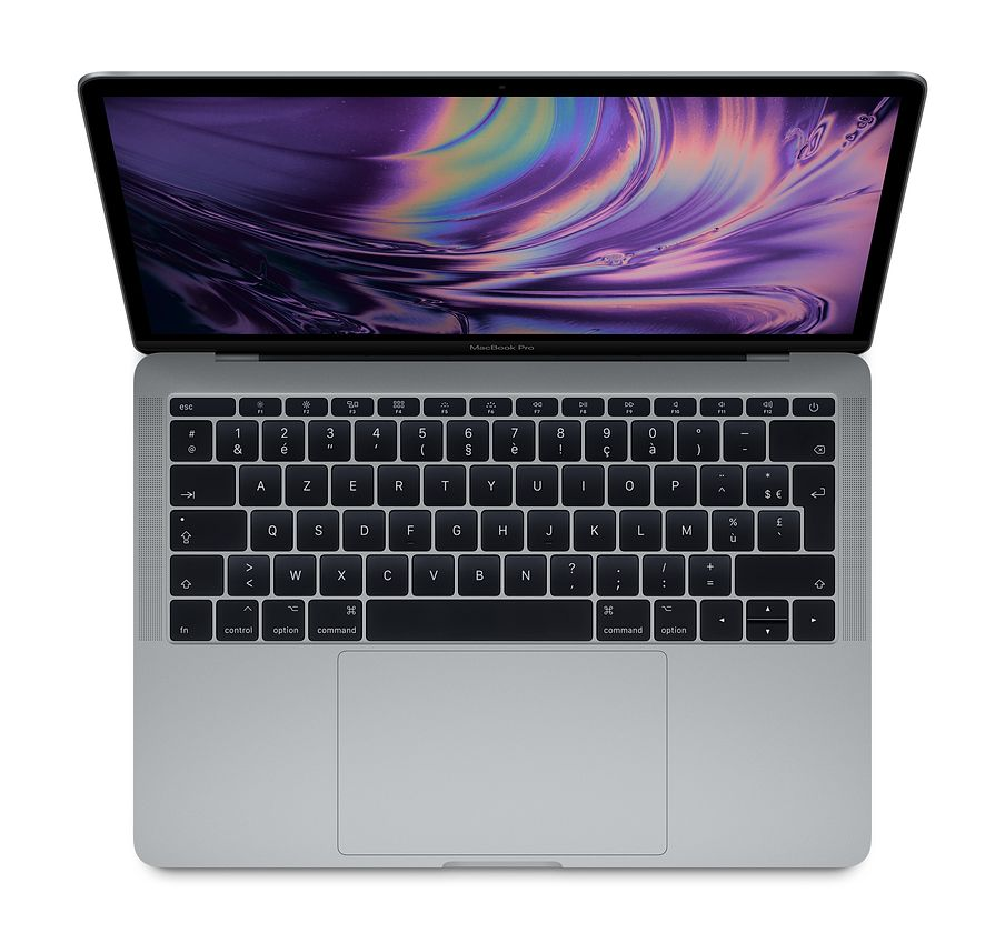 """MacBook Pro 13"""" sideral"""