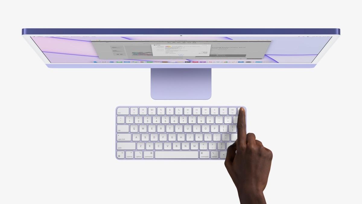 Clavier sans fil Apple revendeur Bruxelles