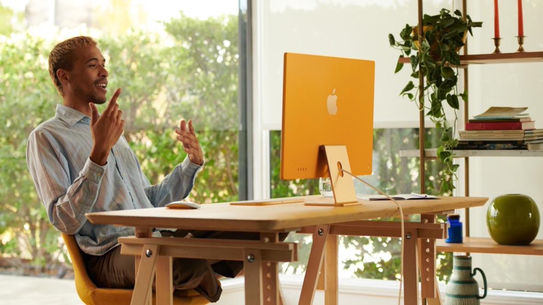 iMac M1 bureautique
